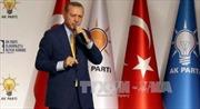 Thổ Nhĩ Kỳ triệu Đại sứ Mỹ phản đối cách đối xử với vệ sỹ của Tổng thống