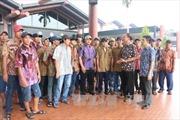 Indonesia trao trả 100 ngư dân Việt Nam