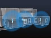 'Máy ảnh' Wifi xuyên tường chụp người trong không gian kín
