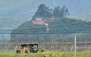 Vật thể bay chưa xác định đã quay trở về Triều Tiên