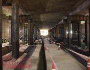 Ngày 26/5 sẽ khoan hầm metro từ Ba Son đến Nhà hát Thành phố bằng robot đào ngầm