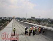 Chậm cấp vốn, dự án đường sắt đô thị số 1 đe dọa chậm tiến độ