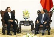 Thủ tướng Nguyễn Xuân Phúc tiếp Đại sứ Iran tại Việt Nam