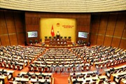 Thông cáo số 3 kỳ họp thứ 3, Quốc hội khóa XIV