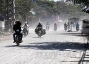 Cần sớm khắc phục tình trạng ô nhiễm bụi đường ở thành phố Quảng Ngãi