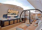 Máy bay Airbus trần 'mở toang' cho khách ngắm bầu trời