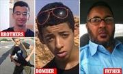 Cả nhà nghi phạm đánh bom Manchester thuộc mạng lưới khủng bố thế giới?