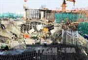 Tây Ninh: Sập công trình đang xây dựng, 7 công nhân bị thương