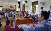 Hòa Bình: Người dân sẽ giám sát việc khai thác cát khu vực hạ lưu sông Đà