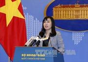 Phản đối việc Đài Loan diễn tập bắn đạn thật ở vùng biển Ba Bình thuộc quần đảo Trường Sa