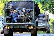 Chiến binh ngoại quốc có mặt trong nhóm phiến quân Maute đánh chiếm Marawi