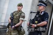 Anh đã bắt giữ phần lớn mạng lưới đánh bom khủng bố tại Manchester