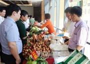 Bắc Giang mở rộng thị trường tiêu thụ vải thiều