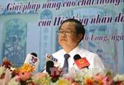 Giải pháp nâng cao chất lượng hoạt động giám sát của Hội đồng nhân dân