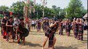 Tháng 'Thiếu nhi với văn hóa truyền thống các dân tộc' tại Làng Văn hóa