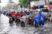 Chiều tối 28/5: Tây Nguyên và Nam Bộ tiếp tục mưa dông, nguy cơ mưa đá và gió giật