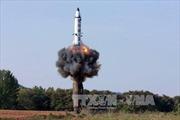 Hàn Quốc lên án vụ phóng tên lửa mới nhất của Triều Tiên