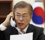 Lãnh đạo Hàn Quốc, Pháp nhất trí thúc đẩy quan hệ song phương