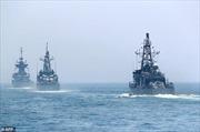 Mỹ, Qatar kết thúc cuộc tập trận hải quân chung