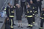 Thủ tướng Anh gặp mặt những người sống sót sau vụ cháy chung cư