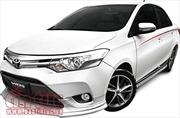 Toyota Việt Nam ra mắt Vios TRD 2017 có giá 644 triệu đồng