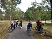 Những điều thú vị về xe đạp ở Hà Lan