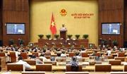 Nghị quyết Chương trình xây dựng luật, pháp lệnh năm 2018