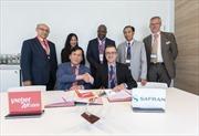 Vietjet và Safran ký Hợp đồng Giải pháp nhiên liệu SFCO2