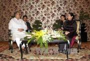 Lãnh đạo Thành ủy TP Hồ Chí Minh tiếp Chủ tịch Đảng Cộng sản Bangladesh