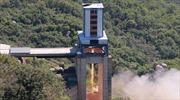 Mỹ nghi Triều Tiên vừa thử động cơ tên lửa ICBM