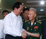 Chủ tịch nước trao danh hiệu Anh hùng Lực lượng vũ trang nhân dân tặng Bộ đội Biên phòng TP Hải Phòng
