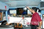 10 tỉnh có nhiều phương tiện vận tải không truyền dữ liệu hành trình