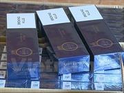 Vận chuyển 20.000 bao thuốc lá điếu hiệu 555 nhập lậu