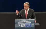 Liên hợp quốc đề nghị giúp giải quyết khủng hoảng vùng Vịnh