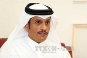 Qatar phản đối yêu sách gồm 13 điểm của các nước Arab - UAE