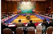 Hội nghị Chủ tịch Mặt trận Campuchia - Lào - Việt Nam lần thứ 3, năm 2017