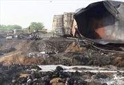 Ám ảnh hiện trường vụ lật xe chở dầu khiến 123 người chết cháy tại Pakistan
