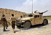 Phiến quân Taliban giết hại 10 cảnh sát Afghanistan