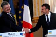 Tổng thống Pháp thúc đẩy hòa đàm về Ukraine