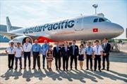 Jetstar Pacific nhận máy bay đầu tiên trong 10 chiếc Airbus A320s