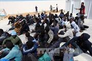 Italy cứu ít nhất 8.000 người di cư trong vòng 48 giờ