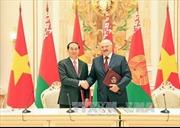 Tuyên bố chung 17 điểm Việt Nam - Belarus
