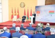 Tọa đàm Kinh tế Việt Nam - Belarus: Tăng cường liên kết trong chuỗi giá trị