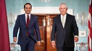 Lần đầu từ khi khủng hoảng ngoại giao vùng Vịnh bùng phát, Ngoại trưởng Mỹ-Qatar gặp nhau