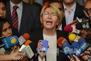 Venezuela phong tỏa tài sản, cấm xuất cảnh đối với Tổng Chưởng lý