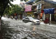 Thời tiết cuối tuần này: Mưa dông diện rộng, đề phòng ngập lụt
