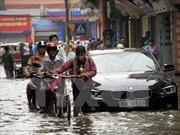 Mưa lớn sắp xuất hiện tại Hà Nội