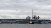 Tàu Kuznetsov bị Anh chê xiêu vẹo, Nga ví tàu sân bay mới của Anh chỉ là 'ong chúa'
