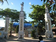 Bảo vệ và phát huy giá trị khu di tích đền ông Hoàng Mười