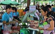 Giá thịt lợn đang tăng mạnh trở lại tại các tỉnh phía Nam